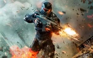 Crysis 3 Game Wallpaper