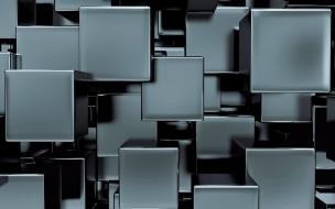 3D Cubes 1