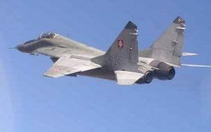 MiG 29 Fulcrum Slovakia