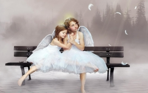 Little White Angels