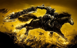 Darksiders Warrior wallpaper