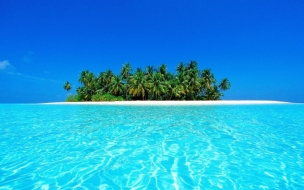 Isla hermosa