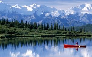 Lago increible