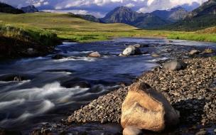 Montañas paisaje