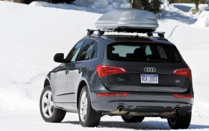 Audi Q5 3.2 Quattro Car 8 wallpaper
