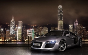 Audi R8 Car 4 wallpaper
