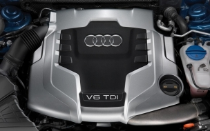 Audi V6 TDI Engine wallpaper