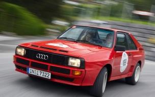 Audi Sport Quattro Car wallpaper