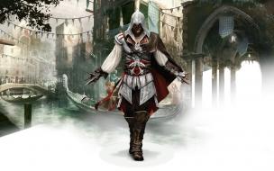 Ezio auditore da firenze in assassins creed