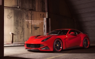 2014 ferrari f12 berlinetta n largo by novitec rosso