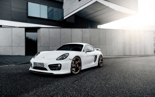 Techart porsche cayman