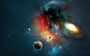 Space horizon