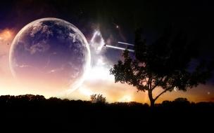 Universe voyage