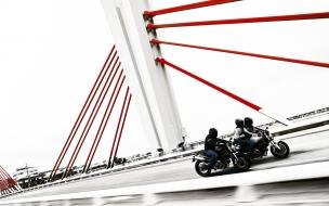 Ducati monster ride