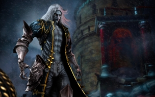 Alucard in castlevania lords of shadow 1