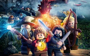 Lego the hobbit game