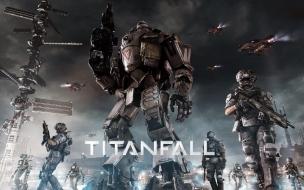 Titanfall game