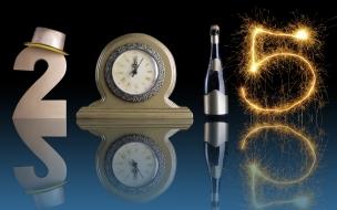 Feliz año 2015 Festivo