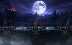 Mortal kombat x stage