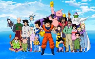Dragon Ball Super Todos los personajes