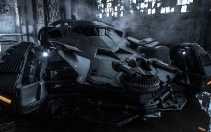 Batman vs Super Man Dawn of Justice 2016 Carro de Batman
