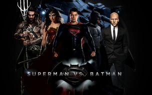 Batman vs Super Man Dawn of Justice 2016 Mujer Maravilla