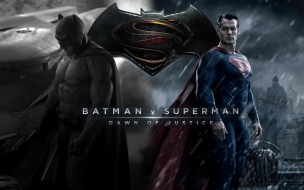 Batman vs Super Man Dawn of Justice 2016