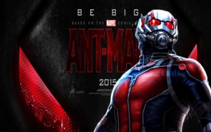 Ant Man HD Wallpaper