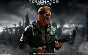 Terminator Genesis Pelicula