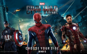 Capitan America Civil War Spiderman