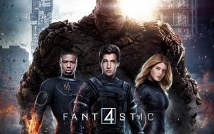 Pelicula Los 4 Fantasticos 2015