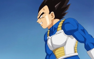 Dragon Ball Super Capitulo 6 Vegeta con Bills