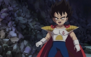 Dragon Ball Super Capitulo 6 Vegeta de Pequeño