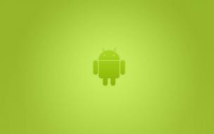 Fondo de Pantalla Logo Android