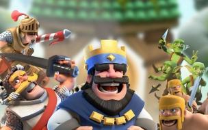 Los personajes mas divertidos de Clash Royale