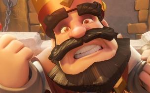 El Rey de Clash Royale