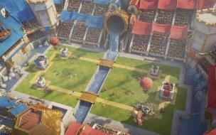 Campo Batalla Clash Royale