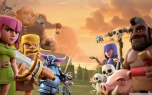 Wp1816049 clash royale wallpapers
