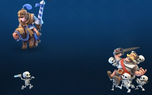 Wp1816006 clash royale wallpapers
