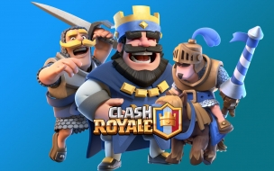 Wp1815984 clash royale wallpapers