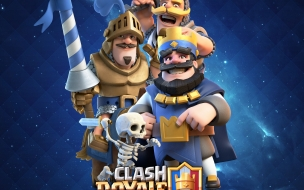Wp1815994 clash royale wallpapers
