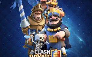 Personajes Clásicos Clash Royale