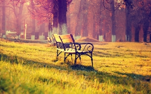 Paisaje de Tranquilidad absoluta