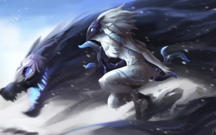 Kindred (League of Legends) Fondos de pantalla HD