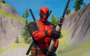 Fortnite 2020 deadpool