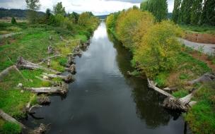 canal de agua