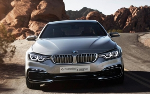 BMW 4 Series Coupe 2013 wallpaper