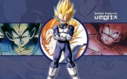 Vegeta Champion of the Sayans