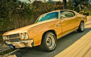 Chevrolet Chevelle SS wallpaper