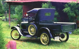 1927 ford pickup truck